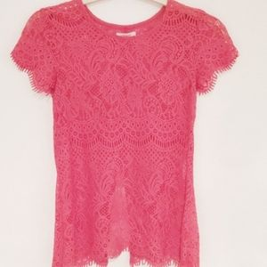 Maurices Embroidered Top
